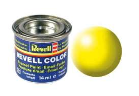 Paint  - bright yellow satin - Revell - Germany - 32312 - revell32312 | The Diecast Company