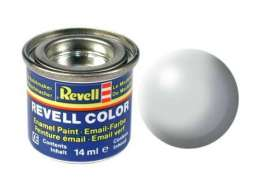 Paint  - bright grey satin - Revell - Germany - 32371 - revell32371 | The Diecast Company