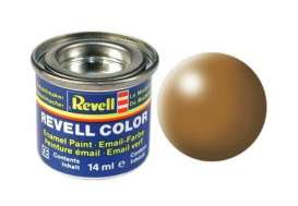 Paint  - wood brown satin - Revell - Germany - 32382 - revell32382 | The Diecast Company