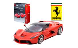 Bburago - Ferrari  - bura35228r : 1/43 Ferrari Laferrati Kit, red