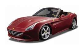 Ferrari  - red - 1:43 - Bburago - bura35229r | The Diecast Company