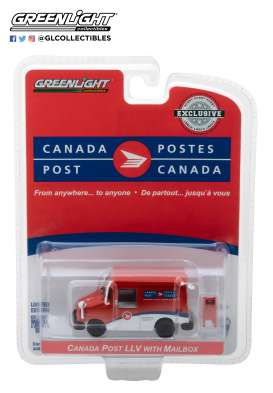 Grumman LLV  - Canada Post  - 1:64 - GreenLight - 29889 - gl29889 | The Diecast Company