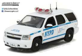 GreenLight - Chevrolet  - gl86082 : 2012 Chevrolet Tahoe New York City Police Dept (NYPD)