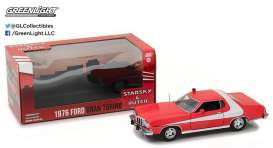 GreenLight - Ford  - gl84042 : Starsky & Hutch 1976 Gran Torino *1/24 Hollywood series 2*