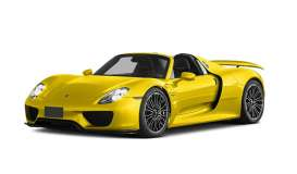 Porsche  - yellow - 1:24 - Bburago - bura25116 | The Diecast Company