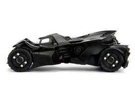 Jada Toys - Batman  - jada98718 : 2015 Batmobile *Arkham Knight*, black