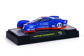 Foose  - Coupe Race Version blue - 1:64 - M2 Machines - 32600CF03B - M2-32600CF03B | The Diecast Company