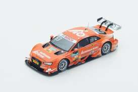 Audi  - 2016 orange - 1:43 - Spark - sg291 - spasg291 | The Diecast Company