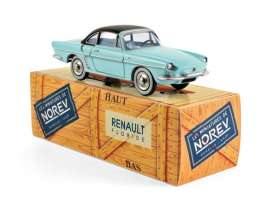 Renault  - 1959 blue/black - 1:43 - Norev - norCL5122 | The Diecast Company