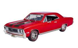 Chevrolet  - 1967 red/black - 1:18 - Motor Max - 73104rb - mmax73104rb | The Diecast Company
