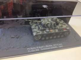 Daimler  - 1942 camouflage - 1:72 - Magazine Models - 72-7 - mag72-7 | The Diecast Company