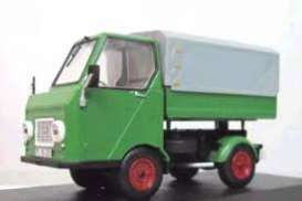 Multicar  - 1965 green - 1:43 - Ixo Ist Collection - ixist289 | The Diecast Company