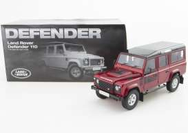 Land Rover  - 1983 firenze red metallic - 1:18 - Dorlop - dor1810Rrhd | The Diecast Company