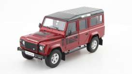 Land Rover  - 1983 firenze red metallic - 1:18 - Dorlop - dor1810Rlhd | The Diecast Company