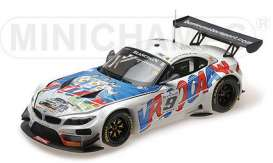 BMW  - 2015 white/red/blue - 1:18 - Minichamps - mc151152309 | The Diecast Company
