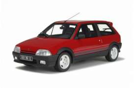 Citroen  - 1991 red - 1:43 - Ixo Premium X - ixPRD050 | The Diecast Company