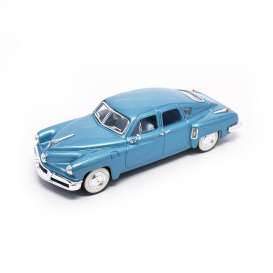 Tucker  - 1948 light blue - 1:43 - Lucky Diecast - ldc43201lb | The Diecast Company