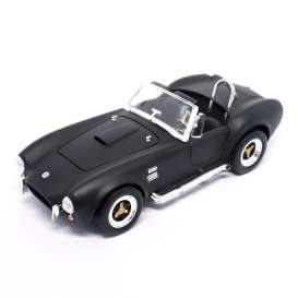 Shelby  - 1964 black matt - 1:18 - Lucky Diecast - ldc92058bkm | The Diecast Company