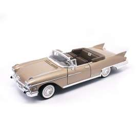 Cadillac  - 1958 gold - 1:18 - Lucky Diecast - 92158gld - ldc92158gld | The Diecast Company