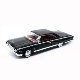 Mercury  - 1964 black - 1:18 - Lucky Diecast - ldc92568bk | The Diecast Company