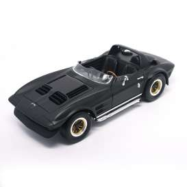 Chevrolet  - 1964 black matt - 1:18 - Lucky Diecast - ldc92697bkm | The Diecast Company