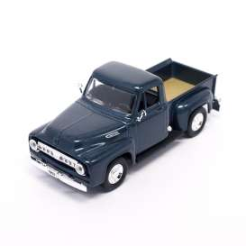 Ford  - 1953 blue - 1:43 - Lucky Diecast - ldc94204b | The Diecast Company