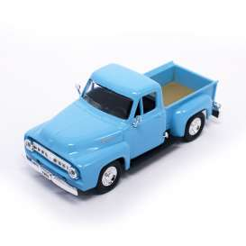 Ford  - 1953 light blue - 1:43 - Lucky Diecast - ldc94204lb | The Diecast Company