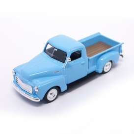 GMC  - 1950 light blue - 1:43 - Lucky Diecast - ldc94255lb | The Diecast Company