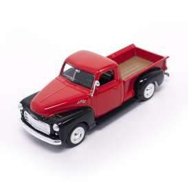 GMC  - 1950 red/black - 1:43 - Lucky Diecast - ldc94255rbk | The Diecast Company