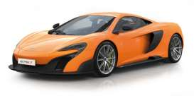 McLaren  - 2015 orange - 1:43 - Minichamps - 537154421 - mc537154421 | The Diecast Company