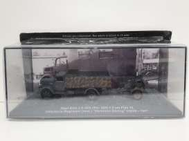Opel  - 1941 camouflage - 1:72 - Magazine Models - 72-32 - mag72-32 | The Diecast Company