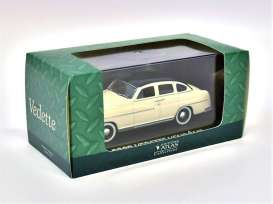 Ford  - white - 1:43 - Magazine Models - ATvedette - magATvedette | The Diecast Company