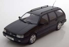 Volkswagen  - 1988 black metallic - 1:18 - KK - Scale - kkdc180072 | The Diecast Company