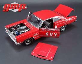 Ford  - 1967 red - 1:18 - GMP - gmp18846 | The Diecast Company
