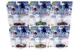 Assortment/ Mix  - various - 1:64 - Johnny Lightning - JLHC001 | The Diecast Company