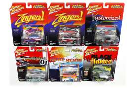 Assortment/ Mix  - various - 1:64 - Johnny Lightning - JLSF002C | The Diecast Company