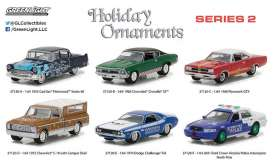 Assortment/ Mix  - various - 1:64 - GreenLight - 37120 - gl37120 | The Diecast Company