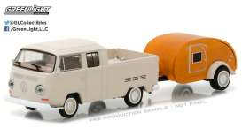 Volkswagen  - 1968 various - 1:64 - GreenLight - 32100A - gl32100A | The Diecast Company