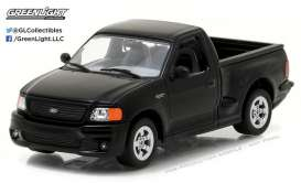 GreenLight - Ford  - gl86085 : 1999 Ford F-150 SVT Lightning, black