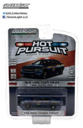 GreenLight - Dodge  - gl42800E : 2016 Dodge Charger Pursuit New York State Police *Hot Pursuit series 23*