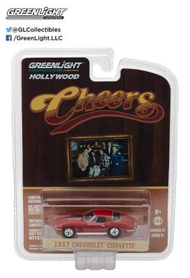 Chevrolet  - 1967  - 1:64 - GreenLight - 44770B - gl44770B | The Diecast Company