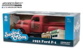 Ford  - 1952  - 1:18 - GreenLight - gl12997 | The Diecast Company
