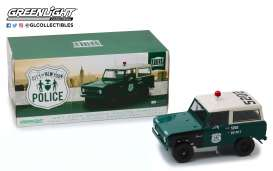 Ford  - Bronco 1967 green/white/black - 1:18 - GreenLight - gl19036 | The Diecast Company