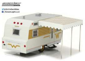 GreenLight - Winnebago  - gl18420B : 1/24 1964 Winnebago Travel Trailer 216 *Hitch & Tow Trailers Series 2*