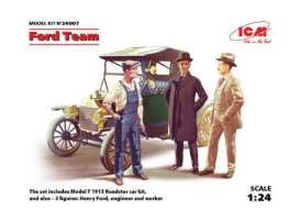Ford  - 1913  - 1:24 - ICM - icm24007 | The Diecast Company