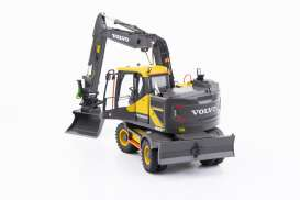 Volvo  - EWR 150E wheeled excavator  - 1:32 - AT Collections - AT3200101 | The Diecast Company