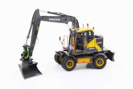 Volvo  - EWR 150E wheeled excavator  - 1:32 - AT Collections - 3200101 - AT3200101 | The Diecast Company