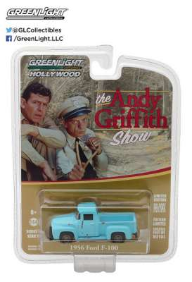 Ford  - 1956  - 1:64 - GreenLight - 44770E - gl44770E | The Diecast Company