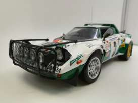 SunStar - Lancia  - sun4566 : 1975 Lancia Stratos HF #3 Munari Sandro/Drews Lofty Safari Rally