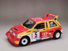 MG  - 1986  - 1:18 - SunStar - 5541 - sun5541 | The Diecast Company